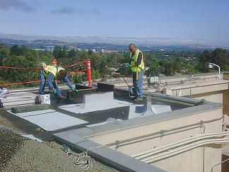 ATC - top commercial roofing company